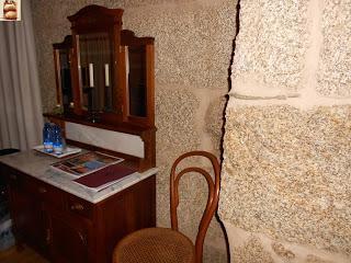230.- Reseña Hotel Retiro do Conde - Monterrei (Ourense)