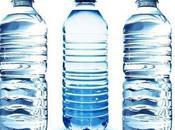 agua mineral embotellada