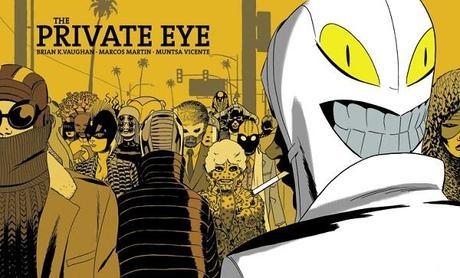 'The Private Eye' da un vuelco a la distribución de cómics