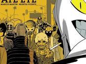 'The Private Eye' vuelco distribución cómics