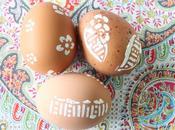 DIY: Huevos pascua
