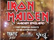 Sonisphere 2013, Iron Maiden como cabeza cartel