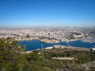 Murcia, la de los dos mares