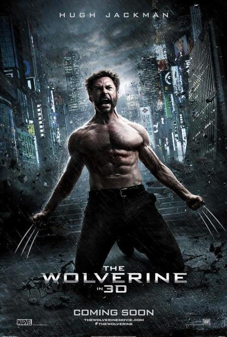the wolverine teaser poster new
