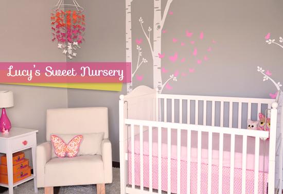 Dormitorios de beb ni a imagui - Dormitorios bebe nina ...