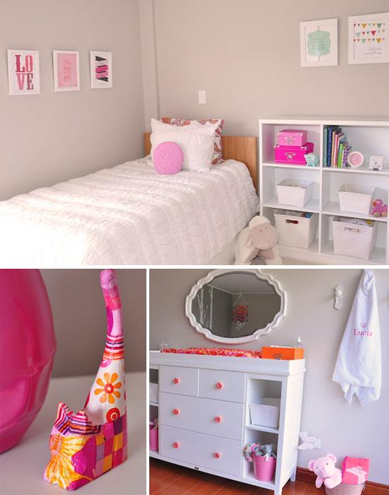 Dormitorio de bebe nina dise os arquitect nicos - Dormitorio de nina ...