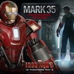 Mark 35 de Iron Man 3