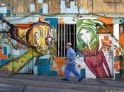 Arte urbano Valparaíso