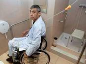 Denuncian Hospital Perpetuo Socorro Albacete tiene baños adaptados