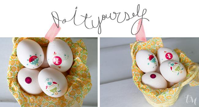 Huevos de pascua decorados con tatuajes paperblog - Huevos decorados de pascua ...