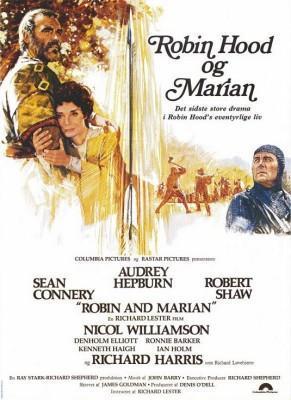 Robin y Marian poster 2