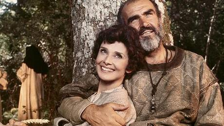 Robin y Marian Audrey Connery