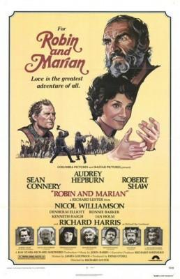 Robin y Marian poster