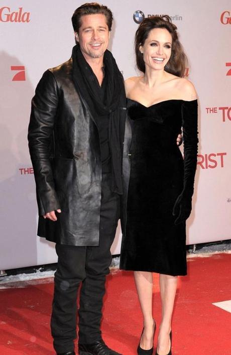 Segun Angelina Jolie aun no se ha casado con Brad Pitt