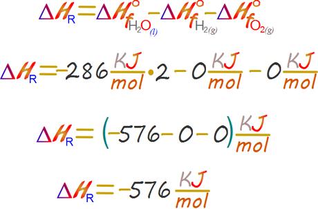 Balanceo termoquímico ejemplo 2