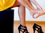 Consejos para amortiguar dolor tacones