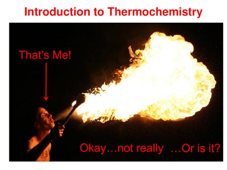 Conceptos básicos de termoquímica