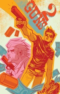 2 GUns 01 cover comic