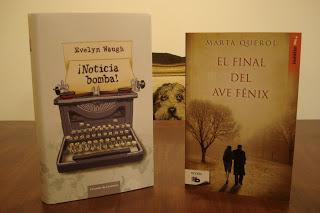 1 mes de libros: abril