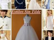 Tendencias vestidos comunión 2013