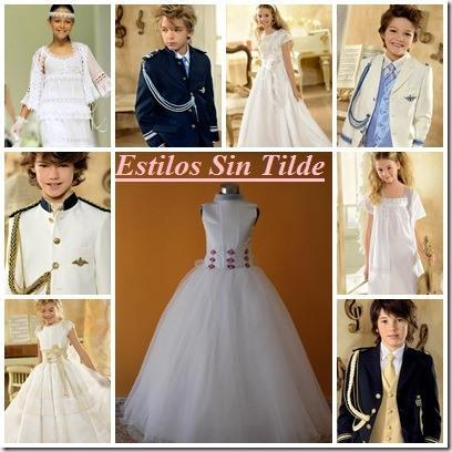 Tendencias en vestidos comunión 2013