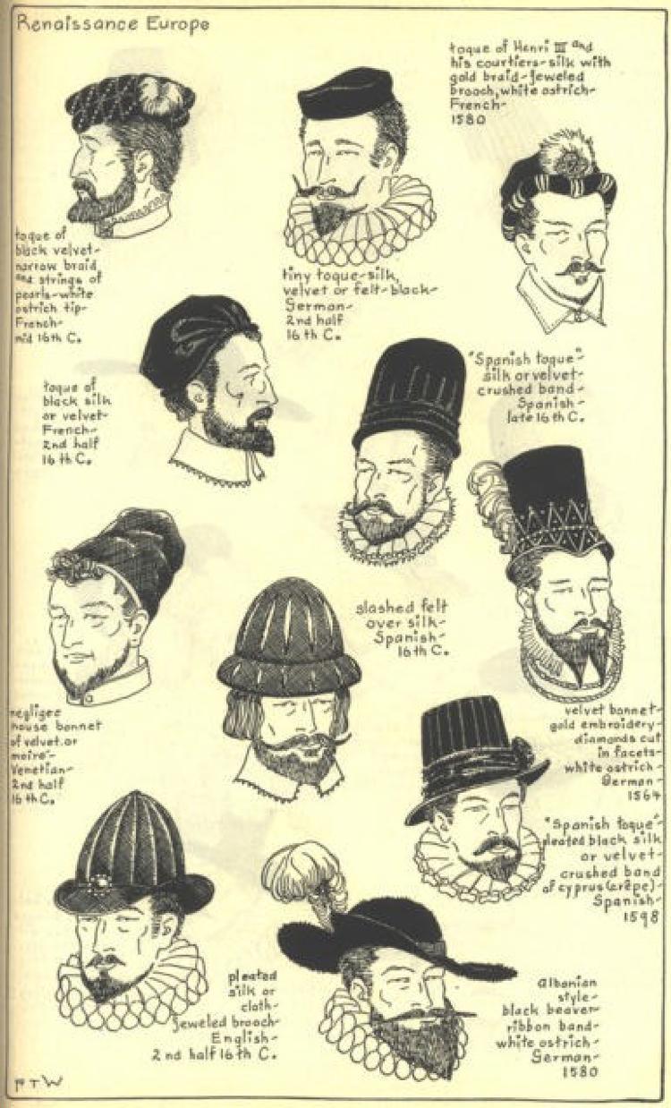 Moda en Sombreros y Tocados - Paperblog c77afabb35a
