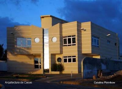 Casas modernas en la arquitectura de venezuela paperblog Estilo contemporaneo arquitectura
