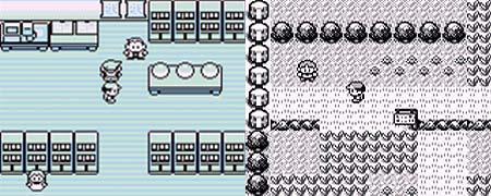 Capturas de pantalla pokémon