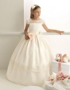Vestidos de Comunión y otras Joyas de Plata para princesas ...