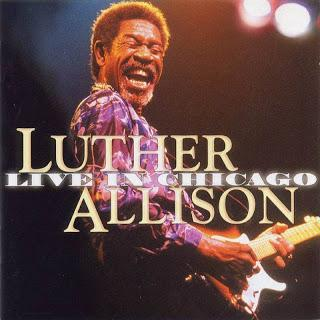 LUTHER ALLISON  -  LIVE IN CHICAGO (1999)  / ReUpa
