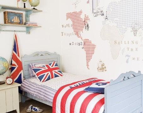 dormitorios infantiles cmo decorar sus paredes