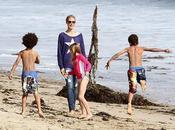 Heidi Klum salva hijo morir ahogado