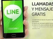 Line, aplicación sacude redes spot protagonizado Michelle Jenner Hugo Silva sponsored video