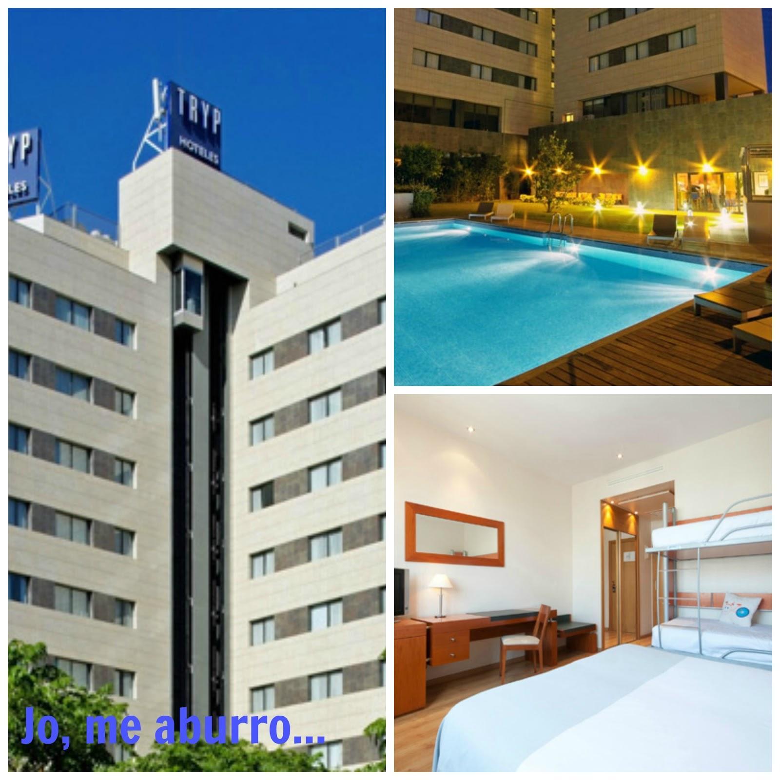 Gu a de valencia parte 1 paperblog for Hotel oceanografic ninos