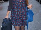 Vestido azul Dolores Promesas (Si, ¡otro más!)
