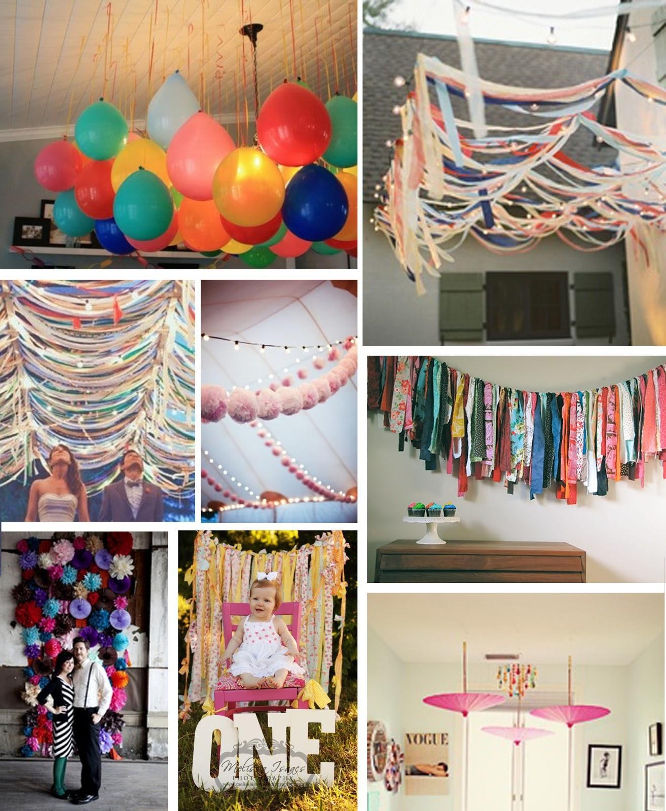 Detalles para una fiesta infantil paperblog for Guirnaldas para fiestas infantiles