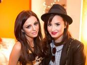 Dueto musical entre Demi Lovato Cher Lloyd