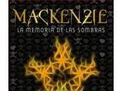 Novedad: memoria sombras (Mackenzie Sarah Julia Kane (Edebé)