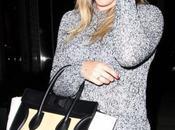 Hilary Duff vuelve actuación como pareja Ashton Kutcher