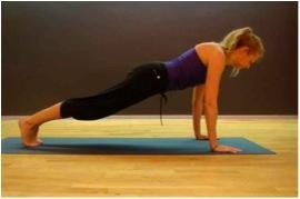p58 Una rutina de yoga para principiantes: Saludos al sol