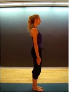 p156 225x300 Una rutina de yoga para principiantes: Saludos al sol