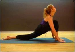 p49 Una rutina de yoga para principiantes: Saludos al sol