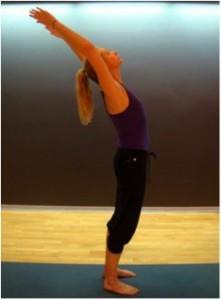 p256 221x300 Una rutina de yoga para principiantes: Saludos al sol