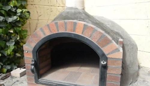 Construir un horno de le a paperblog - Medidas hornos de lena ...