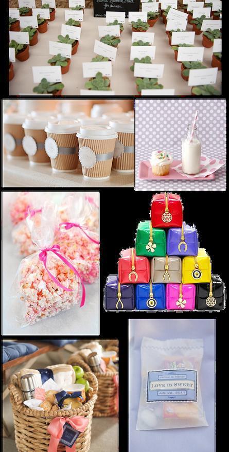 Ideas para regalar a los invitados a una boda paperblog - Que regalar en una boda ...