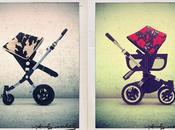 Cochecito Bugaboo fundas Andy Warhol