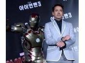 Presentación Iron Corea