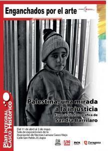 Palestina, una mirada a la injusticia. De Sandra Barrilaro