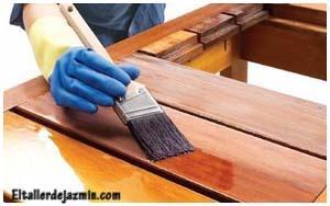 Preparar un mueble antes de pintarlo paperblog for Pintar mueble barnizado