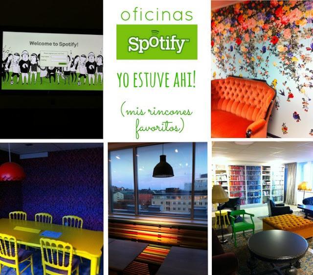 Spotify sus oficinas en estocolmo paperblog for Blau hotels oficinas centrales